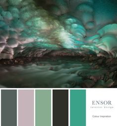 Under ice. #design #colour #ice #ensor #interiors www.ensorinteriordesign.co.uk