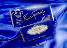 Fazerin Sininen, Fazer blue
