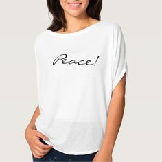 The White Line: Peace! Let there be peace on earth, and let it begin with me. http://www.zazzle.com/peace_womens_flowy_shirt-235397489776892345?rf=238937033046134636 #quotes #inspiration #peace #motivation #meditation #yoga #spirituality #gratitude #grateful #suitablegifts #giftideas #apparel #fashion #giftsforher #holidaygifts