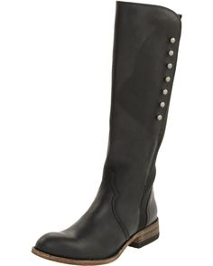 Annie Cowboy Boot - Black  $323.95  You won't find a better quality riding boot than the Annie from Spirit by Lucchese! This gorgeous boot is known for extraordinary comfort, quality, and fit!