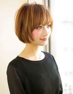 ★小顔ショートボブ★|美容室 AFLOAT JAPAN 銀座店 世界一の美容室宣言 伊輪のブログ