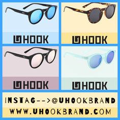 4ecba6291b8  Sunglasses  Accessories  new  mode  new  brand  UHOOK  UHOOKBRAND  classic   models  pink  blue  transparent  carey  chooseyourfavourite  style   dontmissit ...