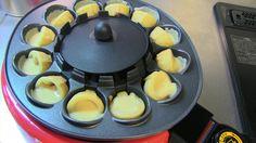 Automatic Takoyaki Machine ~ たこ焼き工場トントン 自動たこ焼きマシン