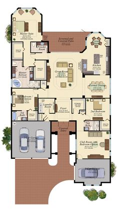 CARLYLE/78 Floor Plan