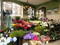 Flower shop at Conran's