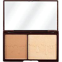 Makeup Revolution Mini Chocolate, Bronze & Glow, Powder Bronzer & Highlighter Duo - Only at ULTA