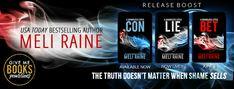 #BookRelease - A Shameless Little Lie by Meli Raine!! @givemebooksblog @meliraineauthor #NewRelease #RomanticSuspense #books