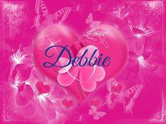 936~PREMADE~DEBBIE