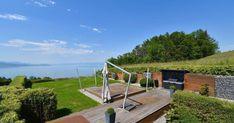 Grosszügiges, helles 4.5 Zimmer-Reihenhaus mit riesiger Terrasse und Seeblick zu vermieten.☀️🏝