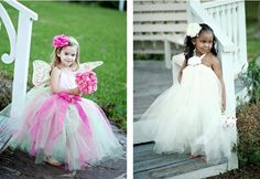 Tutu dresses. This is how I'll make that Breakfast at Tiffany's costume for L.