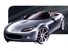 Mazda Design Workshop 2008