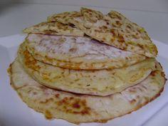 Khachapuri - Pão recheado com Queijo