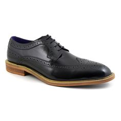 88e2492ec023 Need black country brogue shoes that are smart casual in a refined way   Crafted in