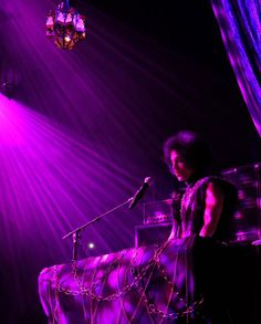New PRINCE Tour Announced! Prince Spotlight: Piano & A Microphone! See Tour Dates!