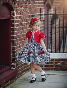 Besties Bolero - Dollcake US - June 29 2019 at Little Dresses, Little Girl Dresses, Cute Dresses, Girls Dresses, Frocks For Girls, Kids Frocks, Girls Tartan Dress, Baby Girl Fashion, Kids Fashion