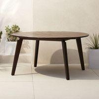 CB2 - June Catalog 2016 - Artemis Round Dining Table