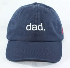 360ea74921854 Dad Hat This is LITERALLY a Dad hat from The Bad Dads Club. Why not cover  up that beautiful head of yours with a TBDC hat  This is the perfect