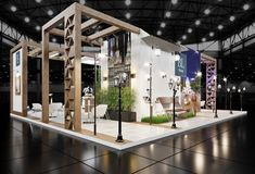 Exhibition stand on Behance Trade Show Design, Stand Design, Display Design, Display Ideas, Exhibition Stall Design, Exhibit Design, Exhibition Stands, School Architecture, Architecture Details