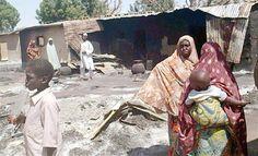 Mubi: Boko Haram kills pastor while family watches - 1 Nov 2014