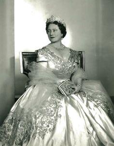 Her Majesty Queen Elizabeth. The Queen Mother