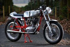 Ducati 250 1972 Widecase Bevel Mk111 Cafe Racer with V5 | eBay