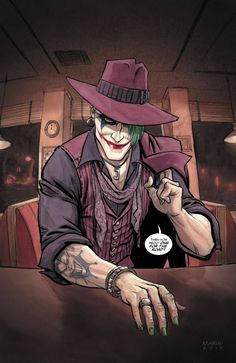 Batman: The Dark Prince Charming _TPB - Read Batman: The Dark Prince Charming _TPB comic online in high quality Joker Comic, Joker Batman, Joker Art, Batman Art, Gotham Batman, Batman Robin, Joker Clown, Joker Images, Joker Pics