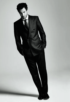 'The Dark Suit Rises' from the September 2013 issue