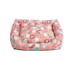Pink Cartoon Puppy Printing Rectangular Beds Mats for Pet Dogs *** Read more reviews of the product by visiting the link on the image. (This is an affiliate link and I receive a commission for the sales) #PetDogs