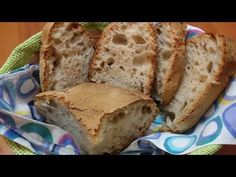Pane con prefermento e autolisi - YouTube Bread, Youtube, Food, Pizza, Kitchens, Drinks, Breads, Bakeries, Youtubers
