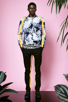 Opening Ceremony | Spring 2015 Menswear Collection | Style.com