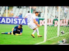 Santos 2 x 0 Corinthians - Melhores Momentos - Paulistão 2016