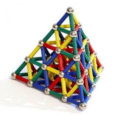 111 Parça Manyetik Lego