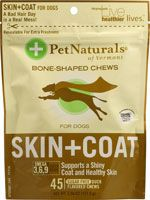 Pet Naturals of Vermont Skin and Coat for Dogs Duck