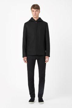 COS | Clean wool coat