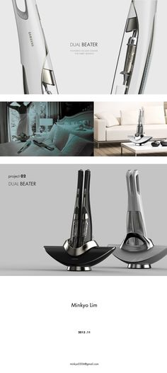 Dual beater on Behance