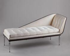 Art deco sofa by Émile-Jacques Ruhlmann