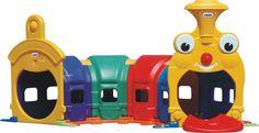 happy train tunnel offertissima   Descrizione del prodotto: Il Febergus è un tunnel per giocare all'aperto ricco di attività. Scopri le nostre offerte su:https://www.matacenagiochi.com/