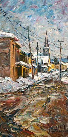 Saint-Urbain, Charlevoix, by Raynald Leclerc