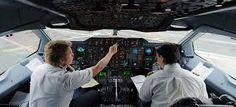 Glass Cockpit, Ground School, Becoming A Pilot, Pilot Training, Sign Off, Flight Deck, Cabin Crew, Training Center, Cruise