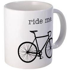 Great mug for the biker in your life.