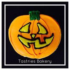 Bakersfield Creative Cookies, Pumpkin Cookie