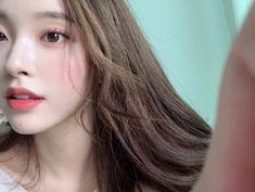 Korean Makeup Look, Korean Beauty, Ulzzang Makeup, Ulzzang Korean Girl, Uzzlang Girl, Hijabi Girl, Cute Girl Face, Ulzzang Fashion, Poses