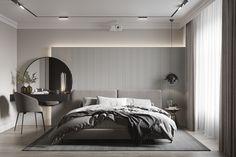 Men's Bedroom Design, Home Room Design, Home Decor Bedroom, Man's Bedroom, Modern Luxury Bedroom, Modern Master Bedroom, Luxurious Bedrooms, Modern Mens Bedroom, Monochrome Bedroom