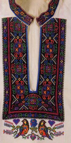 FolkCostume Embroidery  Nyzynka embroidery of western Ukraine Рисунки Для  Вышивания 444b1f0688045