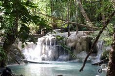 Erawan Wasserfällen Erawan Wasserfälle