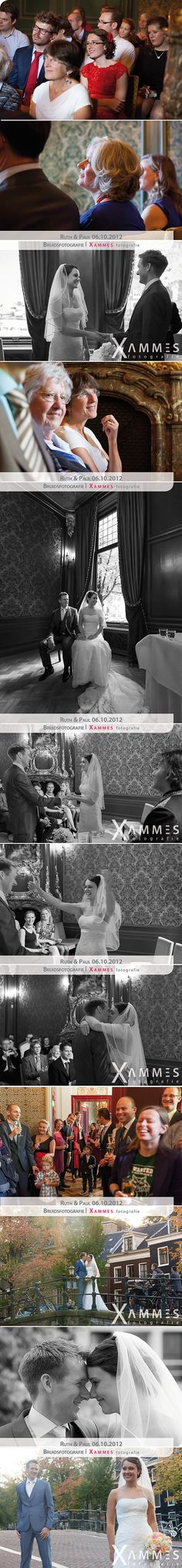 Bruidsreportage Ruth en Paul, Xammes fotografie