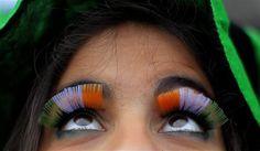 St. Patrick's Day Eyes~