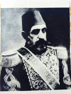 Photo of Sultan Abdulhamid. This is preserve in Japan by Torajiro Yamada's family. Old Pictures, Old Photos, Ottoman Empire, Historical Pictures, World History, Istanbul, The Past, Old Things, Culture