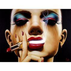 Smokin' Lips (??) by Scott Rohlfs