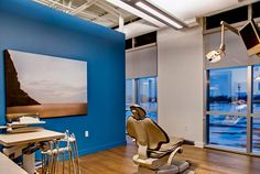 Nice dental office